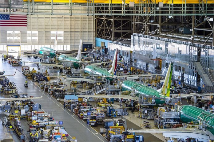 737MAX Boeing