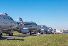 Air France Covid aérien