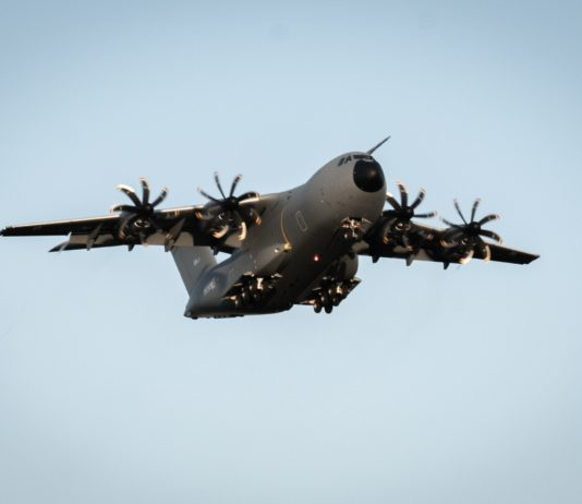 A400M Luxembourg