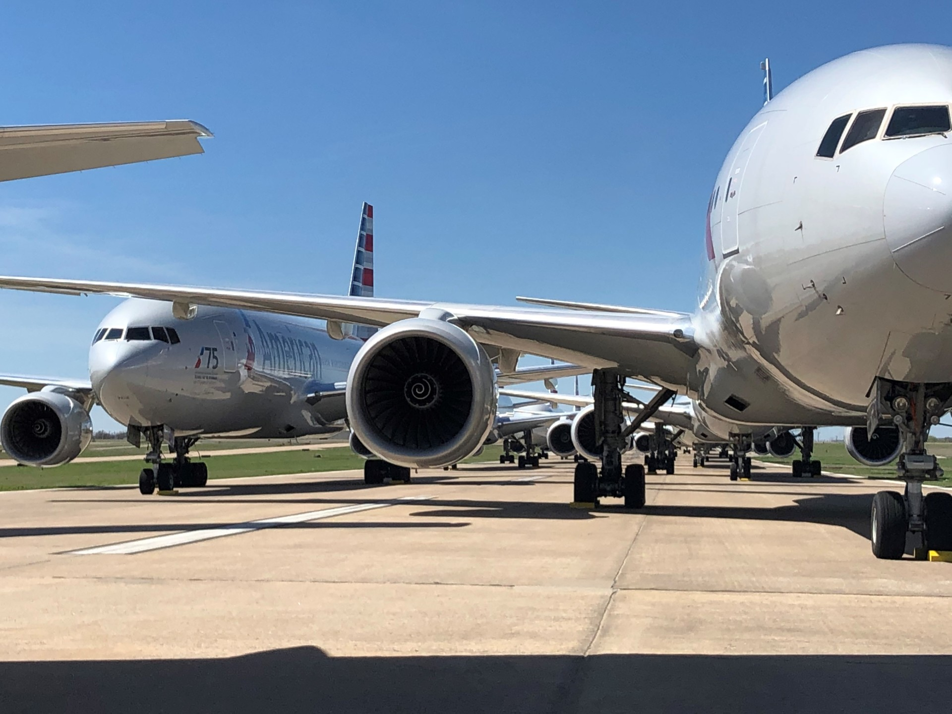 American Airlines Tulsa