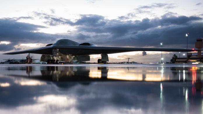B-2 Spirit Dissuasion