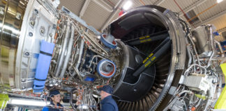 Trent XWB Rolls-Royce