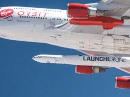 Virgin Orbit LauncherOneTest