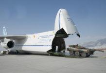 Antonov 124 Transport stratégique
