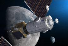 Halo Lunar Gateway