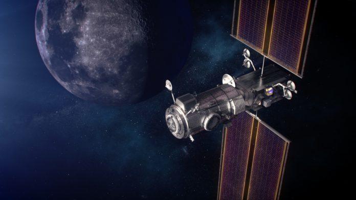 Halo PPE Lunar Gateway