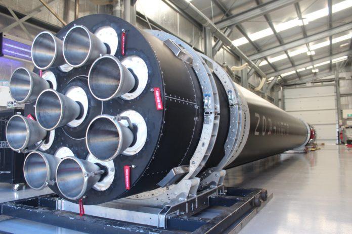 Electron Rocket Lab