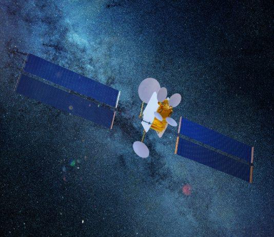 Optus 11 OneSat Airbus