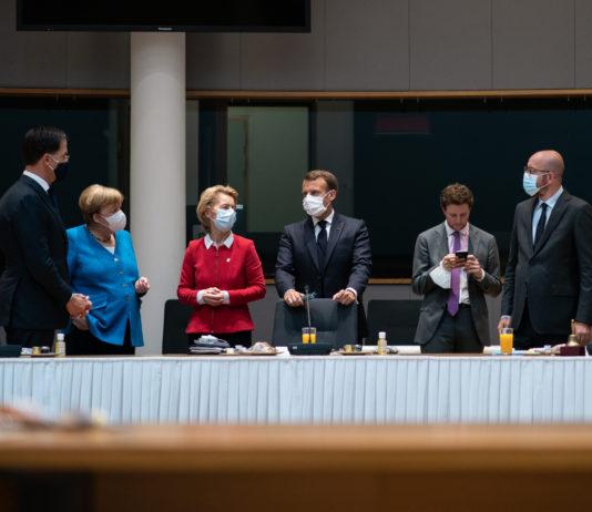 Sommet européen juillet 2020