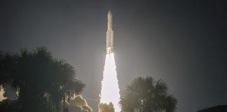 Ariane 5 VA253 Arianespace