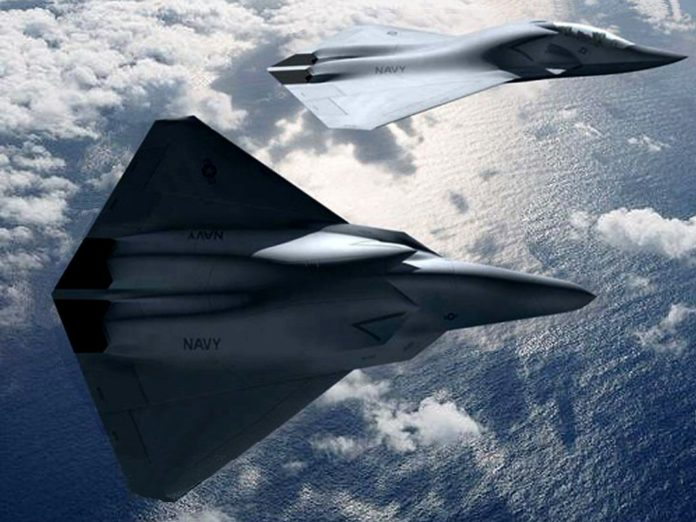 F/A-XX NGAD Successeur Super Hornet