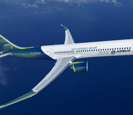 Airbus ZEROe nouvelle génération décarbonée