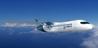 Airbus ZEROe aviation décarbonée