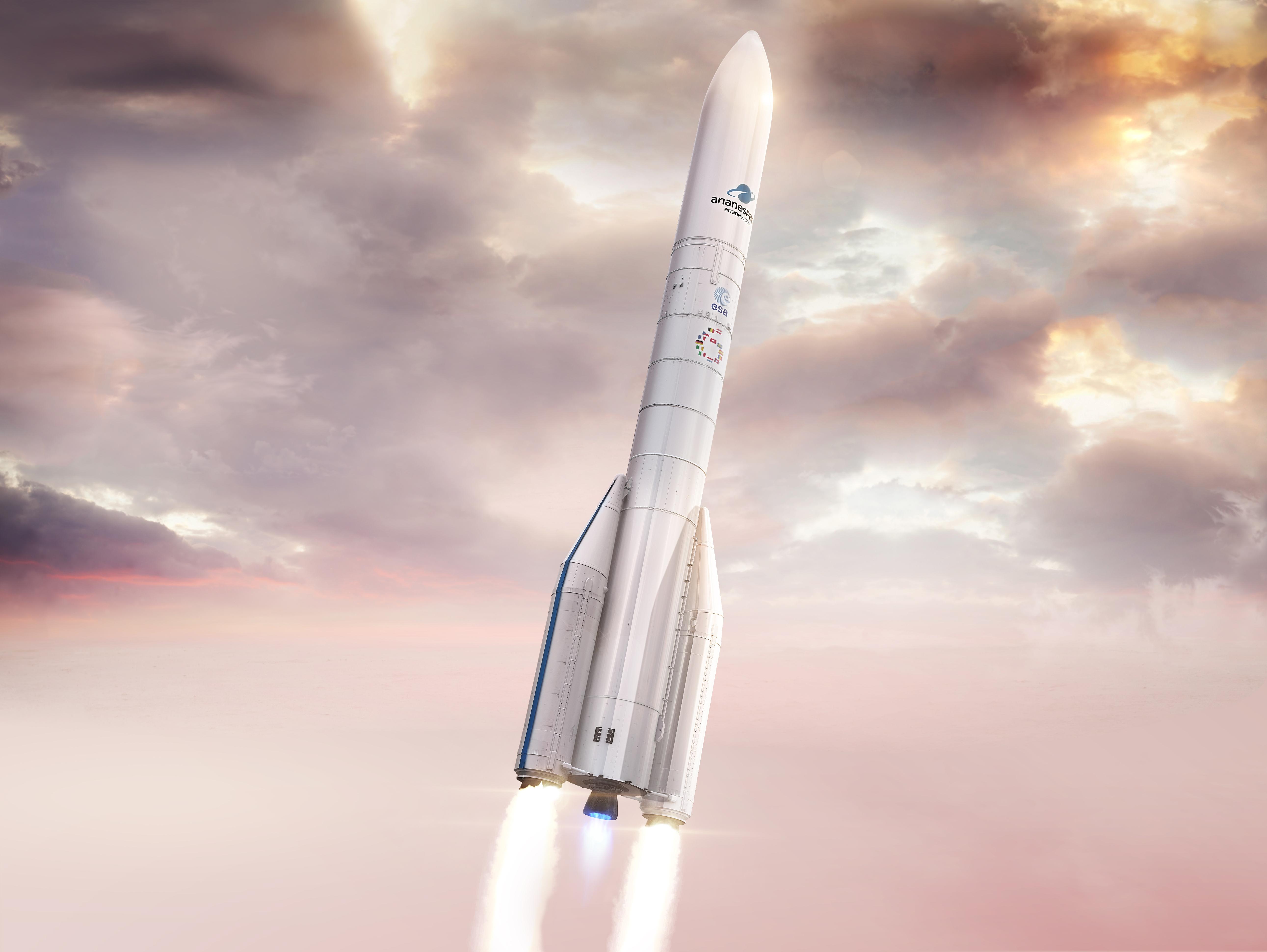 Ariane 62
