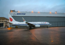 737 MAX Air China Boeing