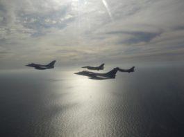 F-16 grecs Rafale M