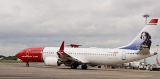 737 MAX Norwegian