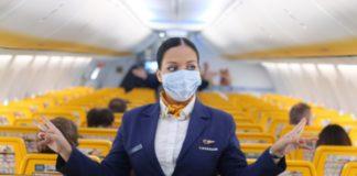 Ryanair masque trafic aérien