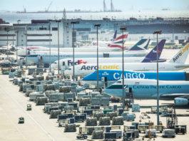 Cargo HKIA Boeing