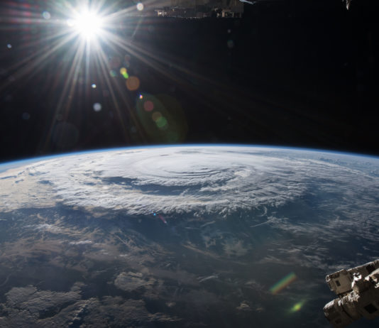 Ouragan Florence Climat avant Lune