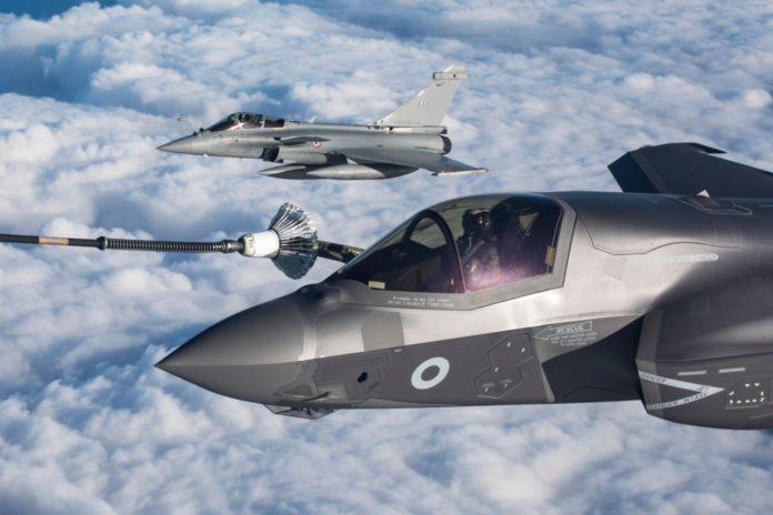 F-35B, Rafale Grèce