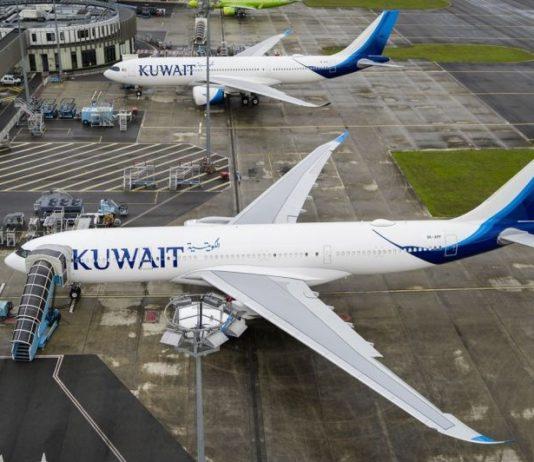 A330neo Kuwait record