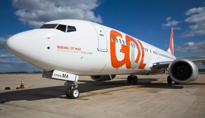 Gol 737 MAX