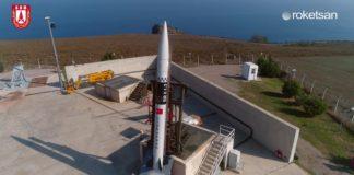 SR0.1 Roketsan Sinop Mer Noire