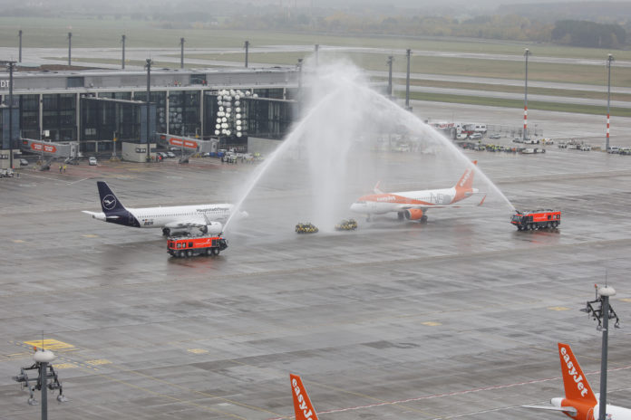 Inauguration aéroport BER