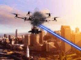 Helma P Laser anti-drone