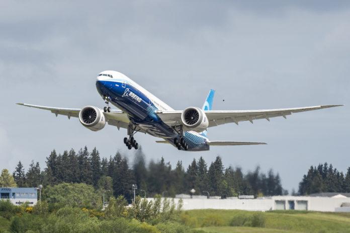 Boeing 777X Proto2