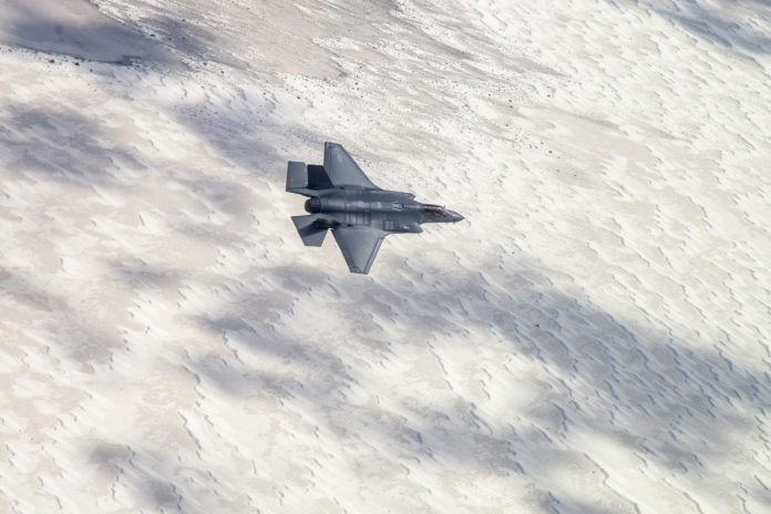 F-35A White Sands