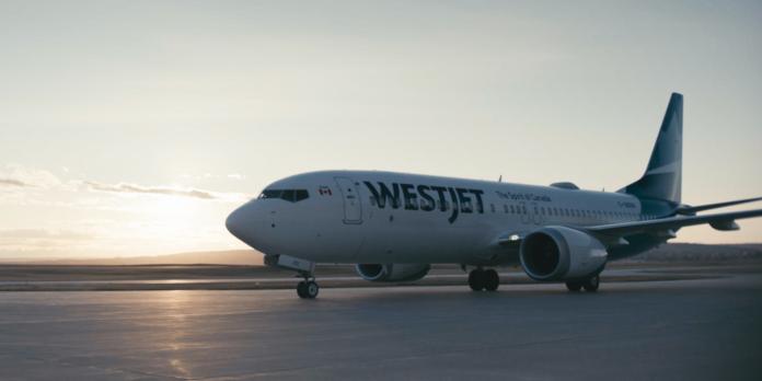 737 MAX WestJet