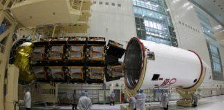 Soyouz OneWeb Vostotchniy Arianespace