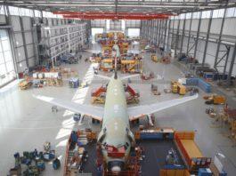 Airbus Hangar A320