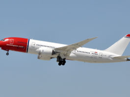 787 Norwegian Long Haul long courrier aérien