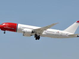 787 Norwegian Long Haul long courrier aérien