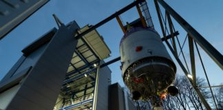 Ariane 6 ULPM HFM Lampoldshausen