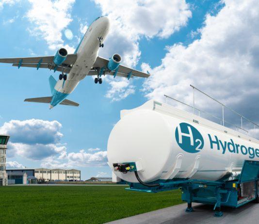 Hydrogène aéroports