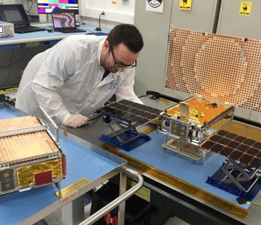 Antennes Reflectarray MarCO