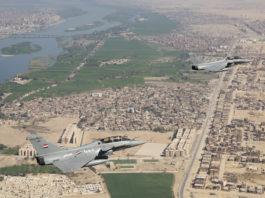 Rafale France Égypte