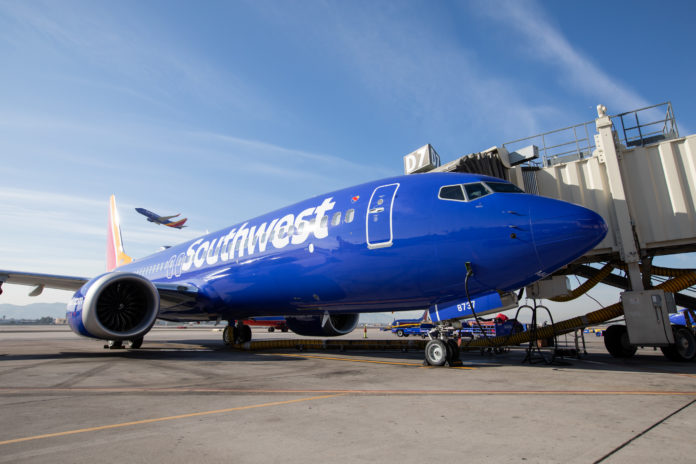 737 MAX SouthWest