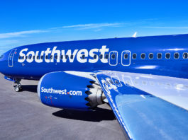 737 MAX SouthWest Boeing