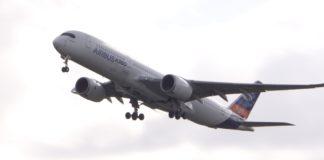A350 carburants durables SAF biokérosène