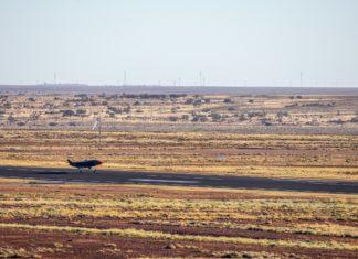 Premier vol drone de combat ATS Loyal Wingman