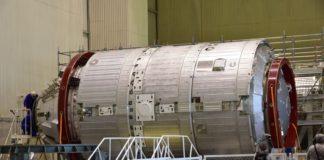 NEM-1 stations module Roskosmos