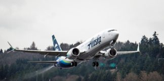 Alaska Airlines Boeing Commandes