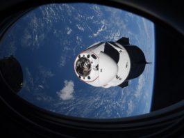 Endeavour Crew Dragon capsules