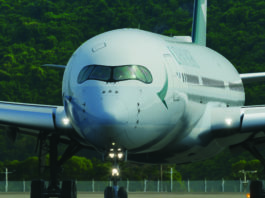 A350 Cathay