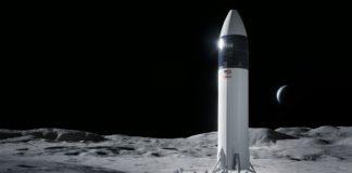 Starship lunaire